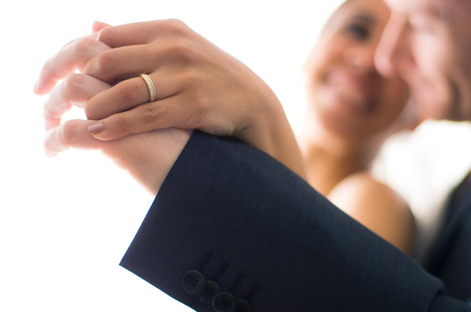 Mariage religieux de Nena et Manu