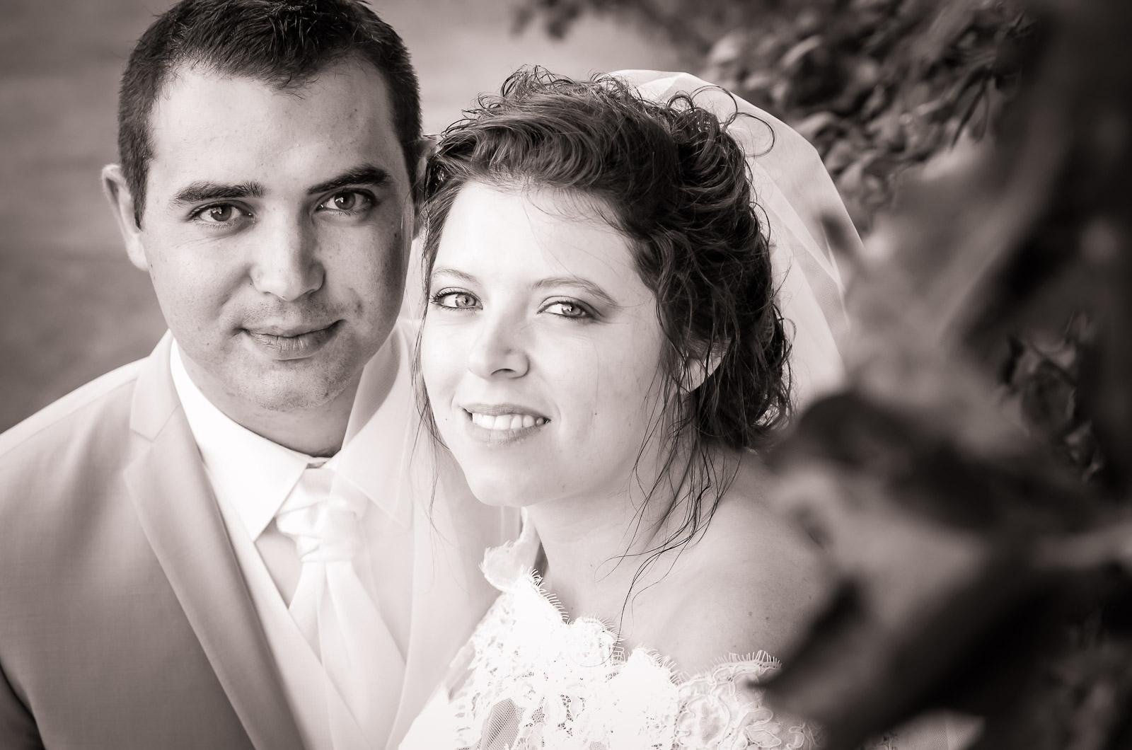 Delphine et Thibault : un mariage plein d'émotions