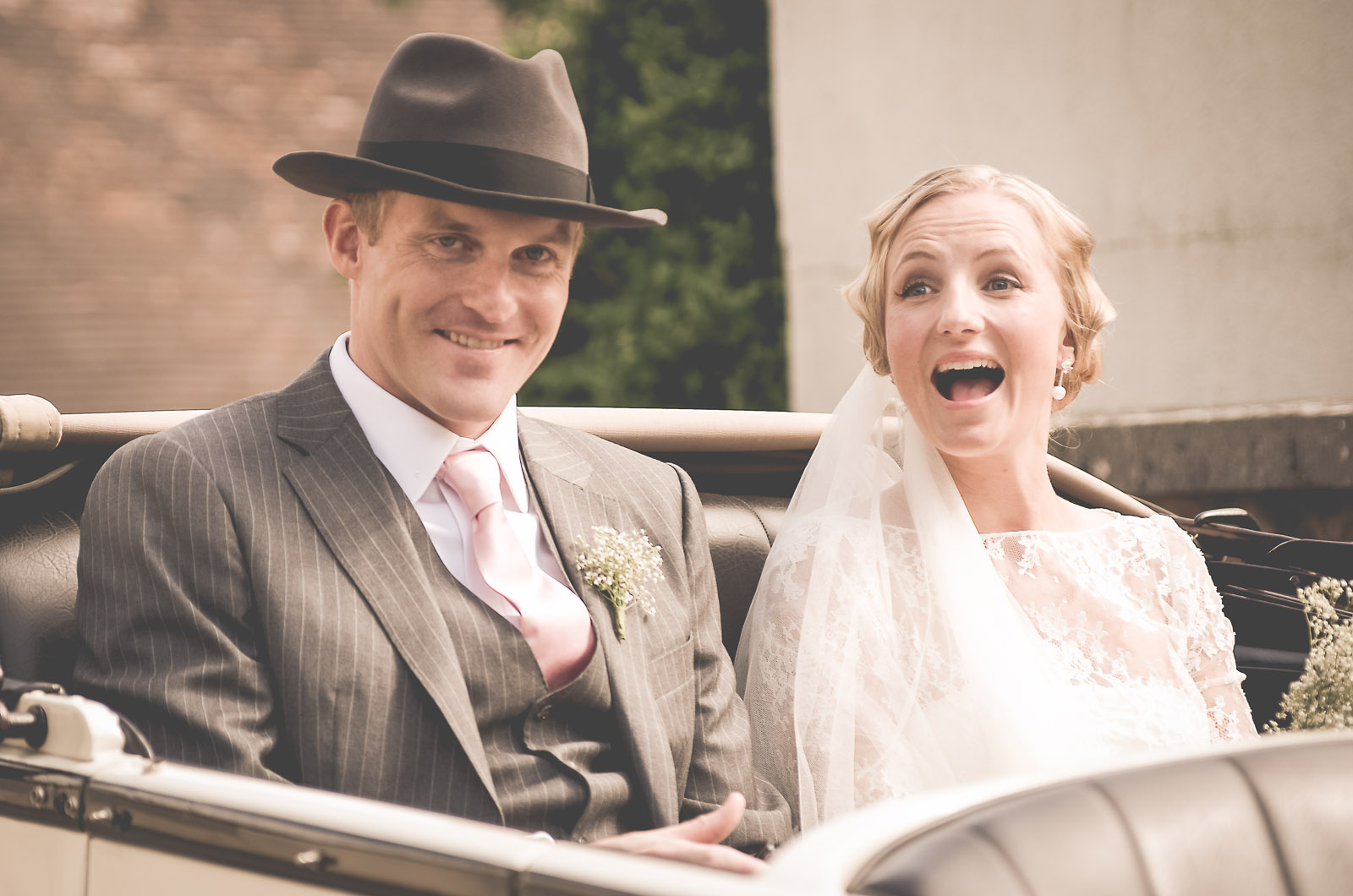 La photo de mariage cool : deuxième photographe pour Charlotte et Tanguy