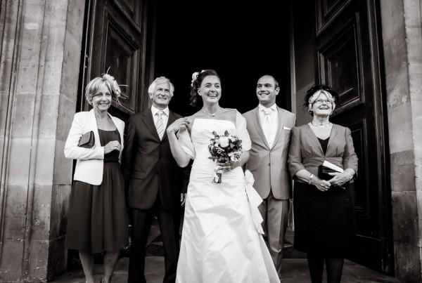 Mariage religieux de Celine et Maxime