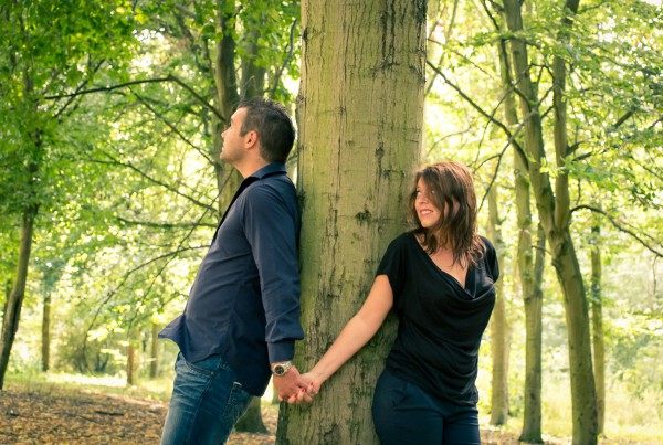 Photographe engagement
