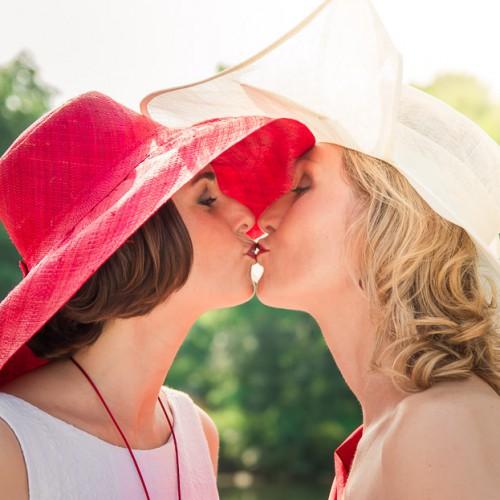 Portrait du couple - Mariage pour tous