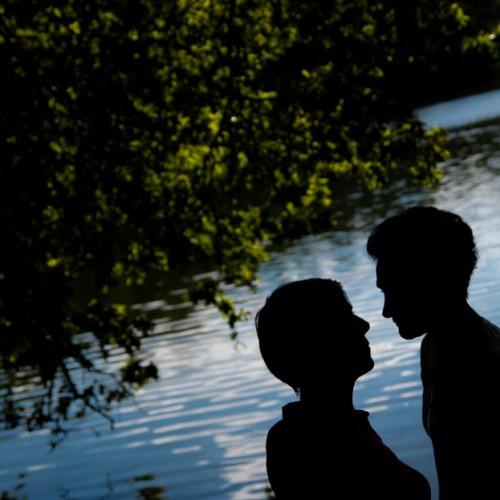 Séance d'engagement avant mariage pour tous