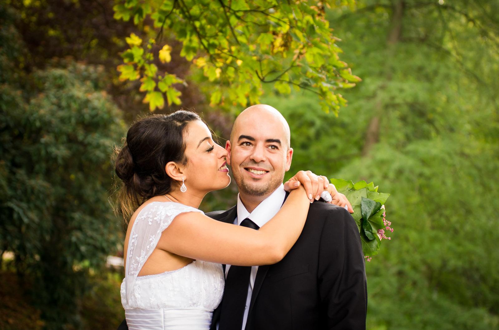 Photographier le mariage familiale d'un très beau couple