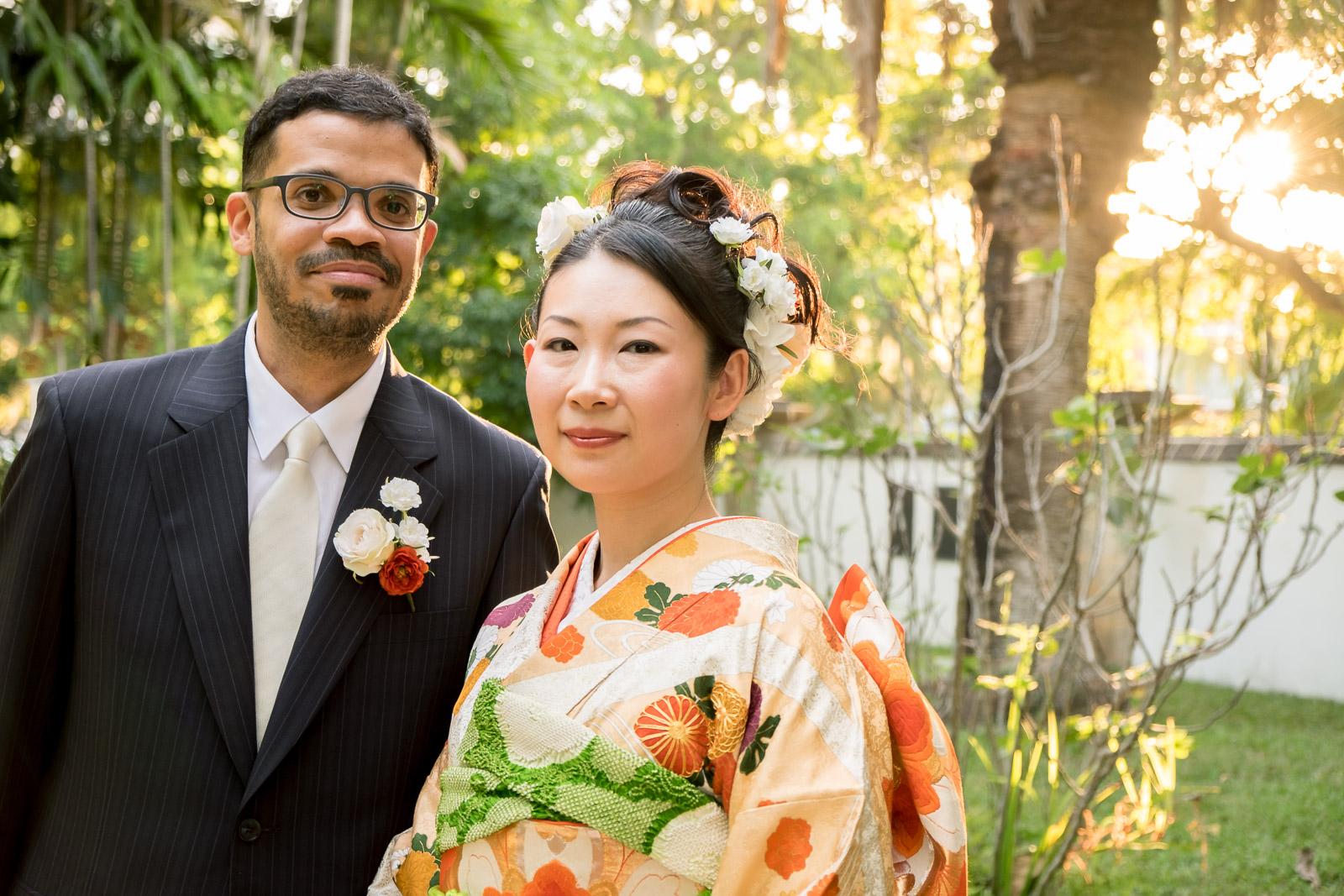 Photographier le mariage de mon frère