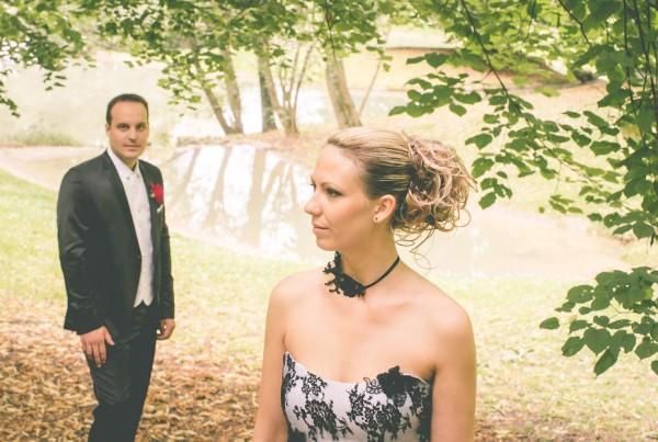 Portrait de couple - Mariage