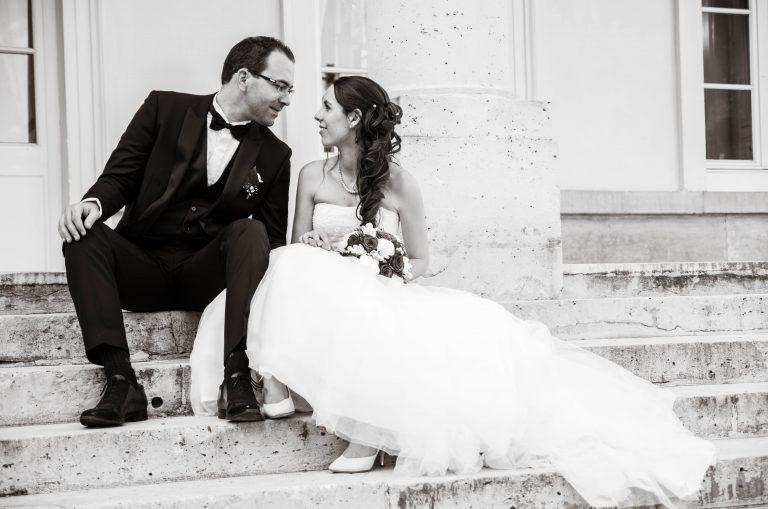 Photo de couple dans les Yvelines
